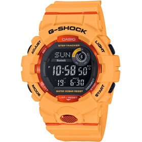 CASIO G-SHOCK GBD-800-4ER Watch Men orange/orange/black